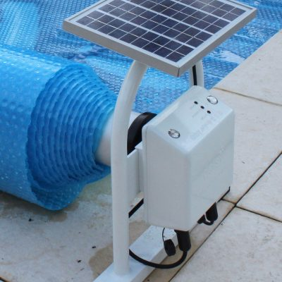 DP-01 power unit for pool cover rollers