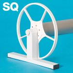 SQ low profile pool cover roller